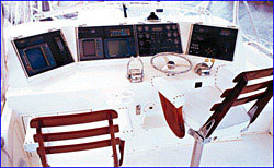 Picture: Control Console For Bertram