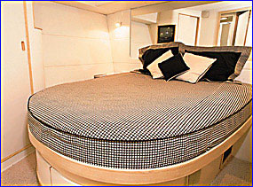Picture: Custom Interior 2 For A Bertram Yacht